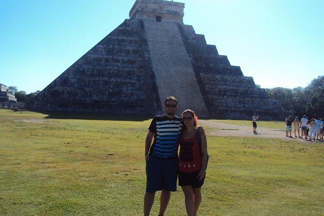 Chichen Itza, Ek Balam, and Hubiku Cenote Combo Tour All Fees Included
