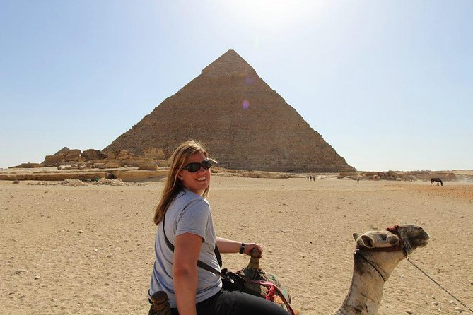 Budget Private 3 - Day tours Visiting the Pyramids Cairo and Alexandria