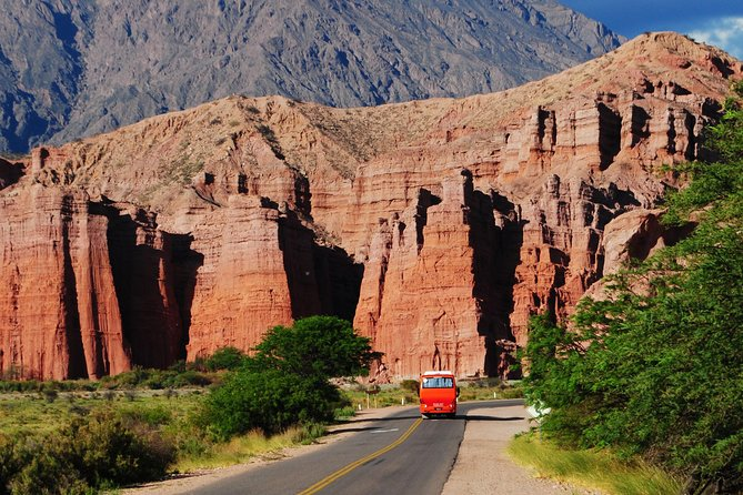 Full-Day Tour Cafayate Calchaqui Valleys with Wine