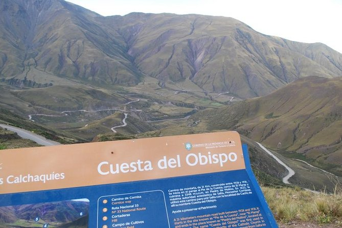 One Day Tour of Cachi and Calchaquí Valleys from Salta