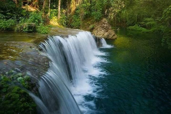 Discover Blue Lagoon, Cascades & Swim with Turtles in Vanuatu from Port Vila