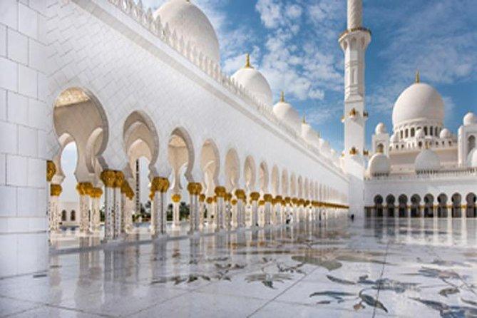 Abu Dhabi Full-Day Small-Group Tour from Dubai
