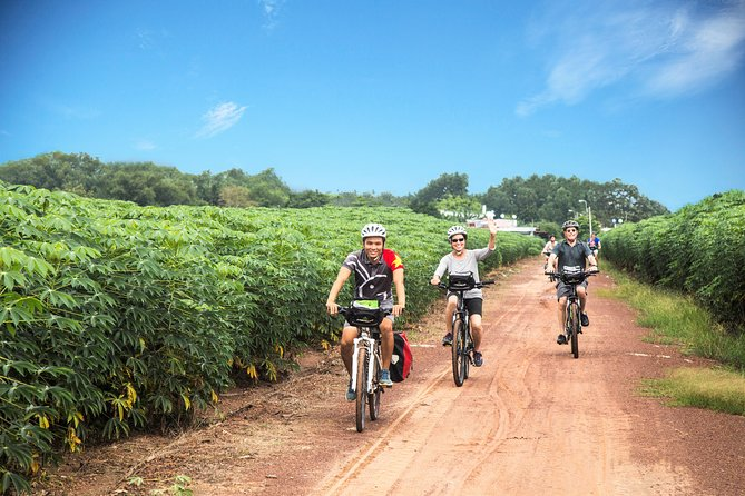 Bike and Boat Tour to the Cu Chi Tunnels from Ho Chi Minh City