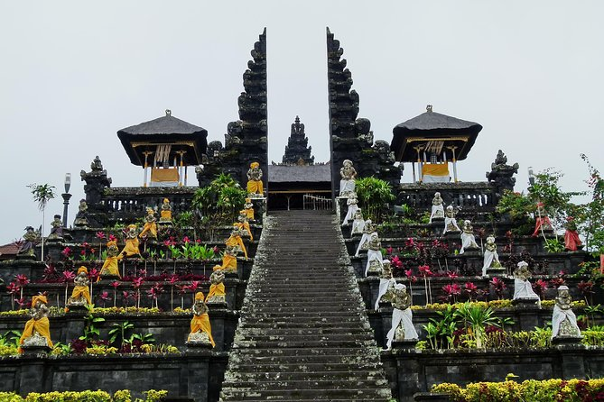 Private Tour: Bali Cultural Experience with Lunch
