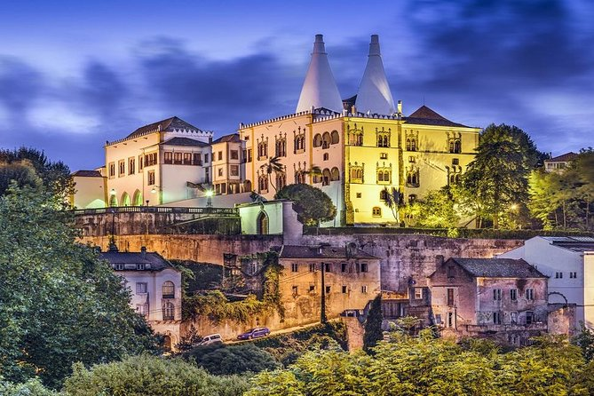 Full-day Tour of Sintra, Pena Palace, and the Portuguese Riviera from Lisbon