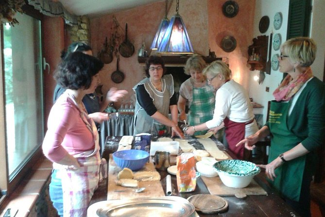 Sardinian Countryside Home Cooking Class & Meal at a Farmhouse