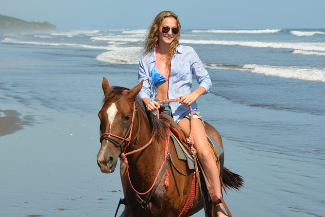 Horseback Adventure from Jaco