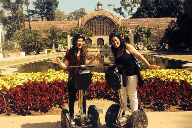 Private Balboa Park Segway Tour