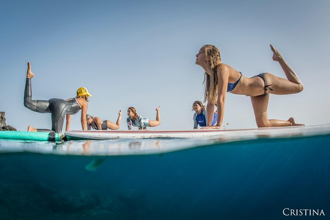 Sup & Yoga 2 Experiences In One