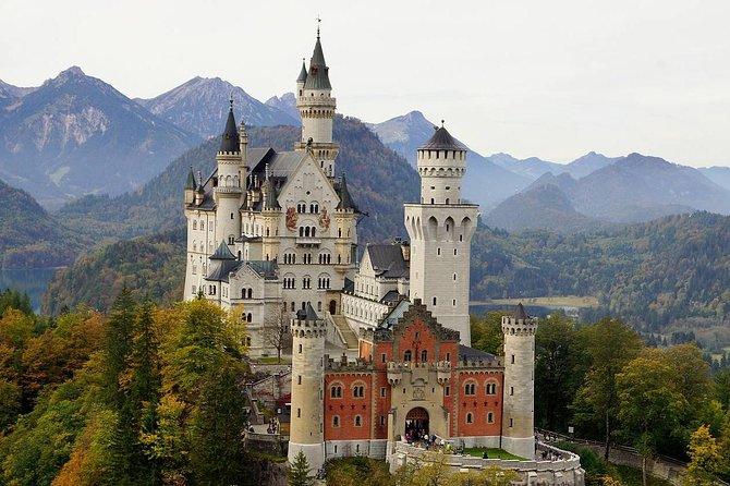 Skip-the-Line Neuschwanstein Castle Half-Day Tour from Munich