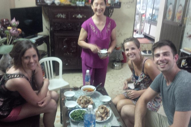 Classic Hanoian Cooking Class in a Locals Kitchen