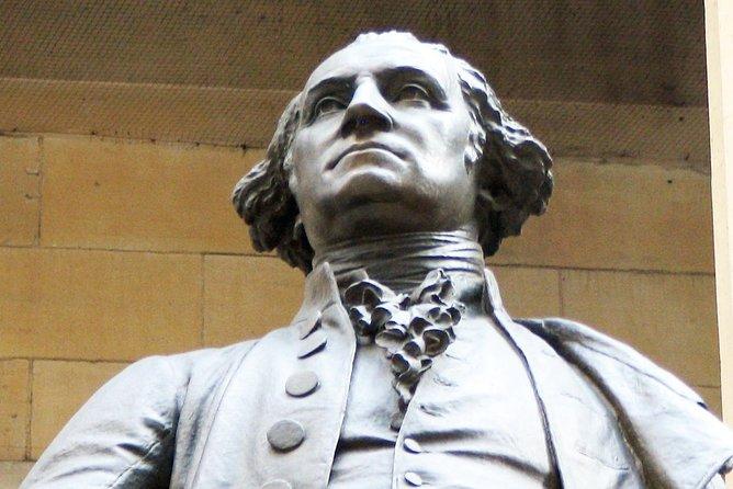 New York City Historic Walking Tour of Hamilton and Washington
