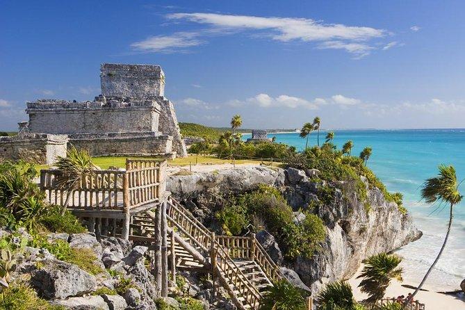 Day Trip to Tulum, Coba and Cenote Maya