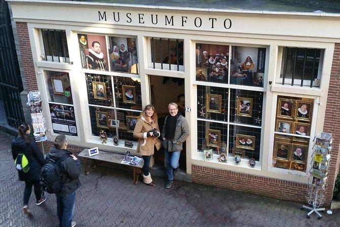 Become a Dutch Art Piece Photo Shoot in Amsterdam - Single Portrait