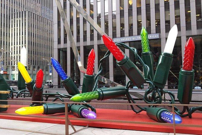 New York Christmas Holiday Small-Group Walking Tour