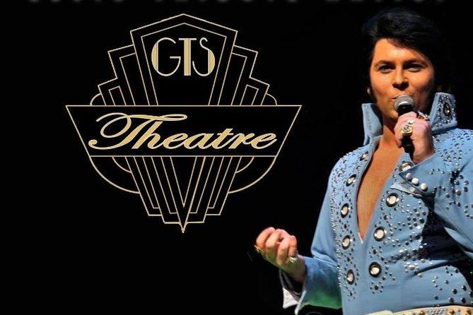 Elvis Live Tribute Show starring Alex Mitchell