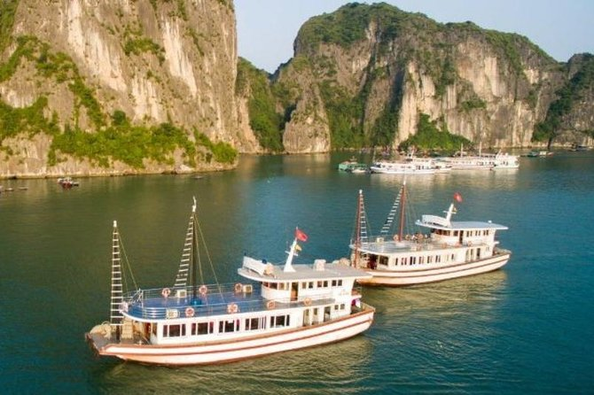 Halong Luxury Day Tour- 4 Hour Cruise