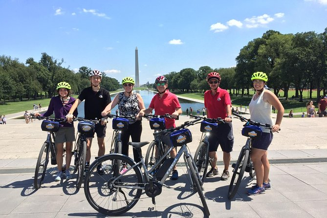 Monumental Electric Bike Tour