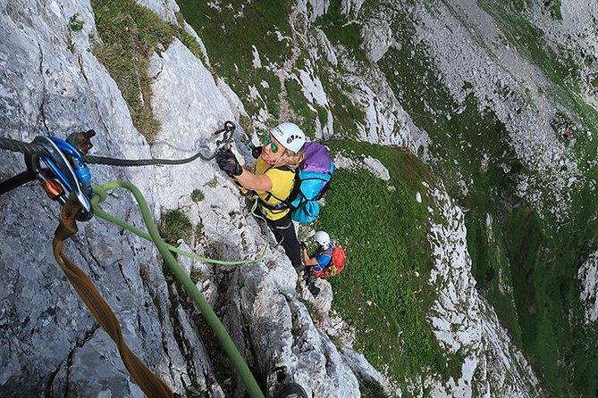Via Ferratas In Triglav National Park And Julian Alps