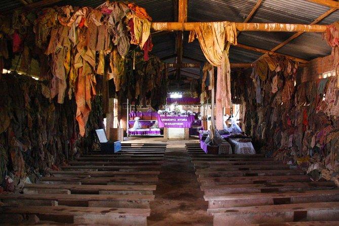 Nyamata and Ntarama Memorial visit