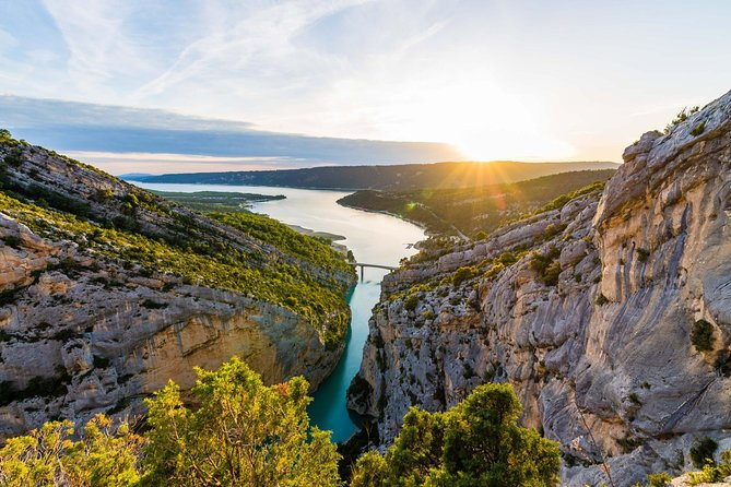 The Grand Canyon of Europe and Its Lavender Fields Small group day Tour