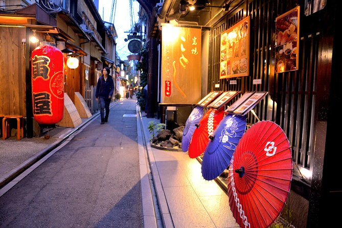 Kyoto Casual Evening Pontocho Food Tour