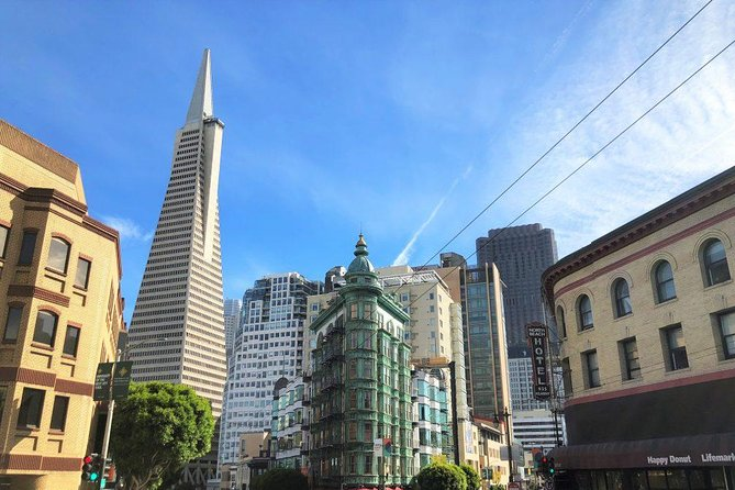 Make the Most of SF in One Day: Small Group Walking Tour