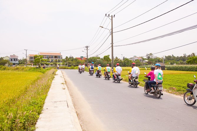 Discover Villages Of Hoi An By Motorbike