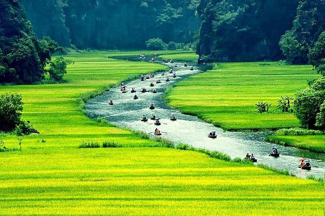 Hoa Lu - Tam Coc- Cuc Phuong National Park 2 Days 1 Night