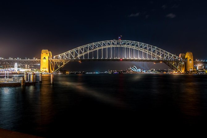 Brilliant Sunset Sydney Harbour and Night Photography Tour