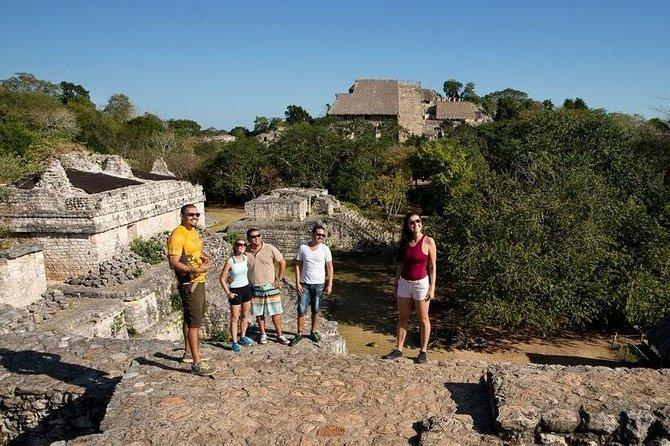 Ek Balam Ruins and Cenote Maya Park Day Trip from Playa del Carmen