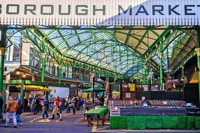 Borough Market Tasting with Epicure Master