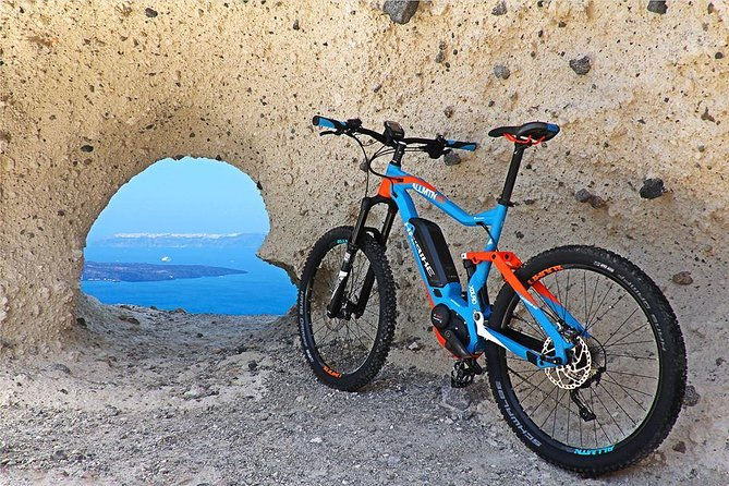 Santorini Ebike Adventures-the original bike tours-