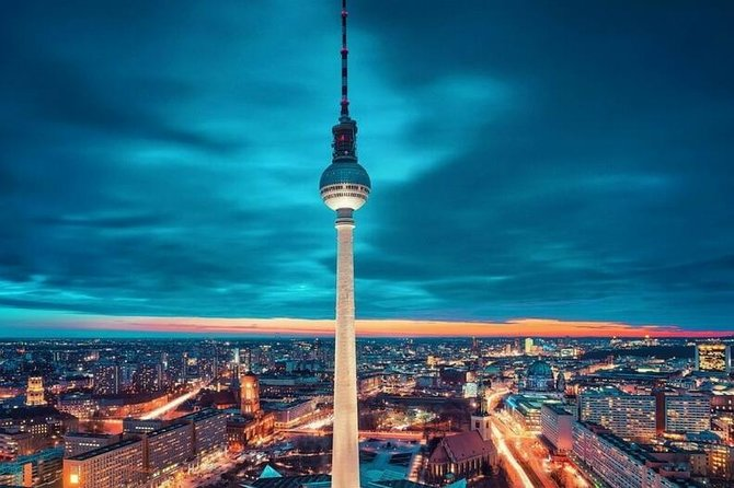 Private Berlin Half Day Tour with a Local: See the City Unscripted ★★★★★