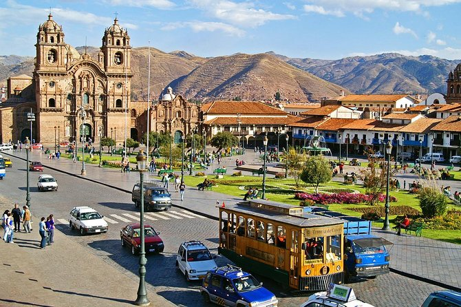Private Half-Day Historical Cusco with Sacsayhuaman