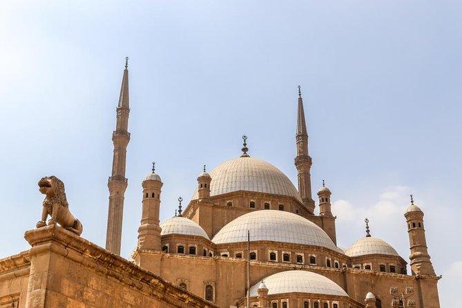 Egyptian Museum, Alabaster Mosque & Khan El-Khalili