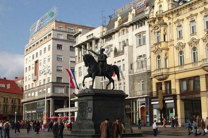 Zagreb City Walking Tour