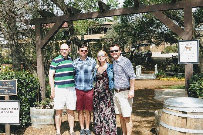 Temecula Valley Vinyards Wine Tasting Tour From Orange County