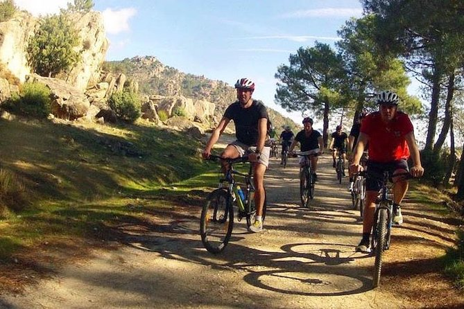 MTB in Madrid National Park - Private (1-2 pax)