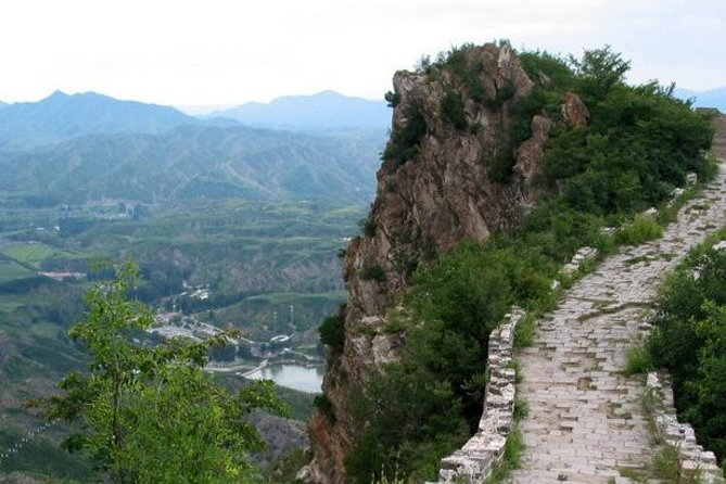 Private Hiking Day Tour: Simatai West to Jinshanling Great Wall with Lunch