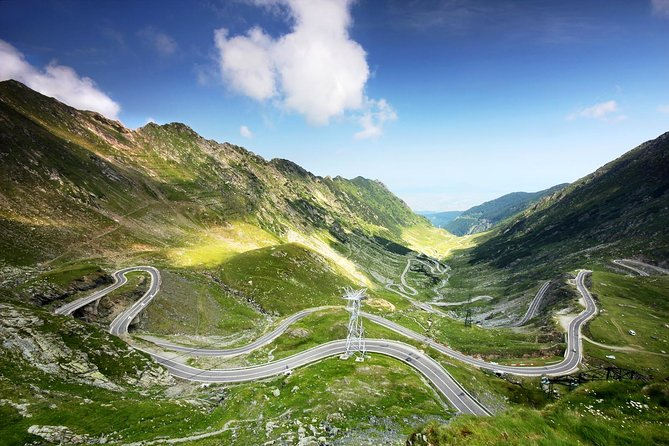 Transfagarasan Highway: Full-Day Private Guided Tour