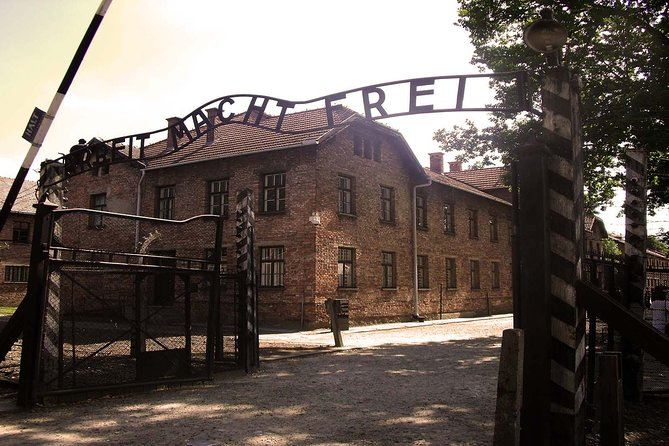 Auschwitz-Birkenau Memorial and Museum Guided Tour from Krakow with Tickets
