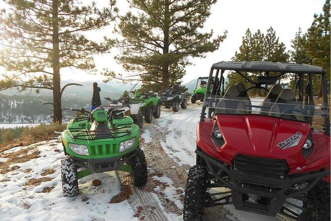 ATV & Snow Mobile Winter Adventures from Reno