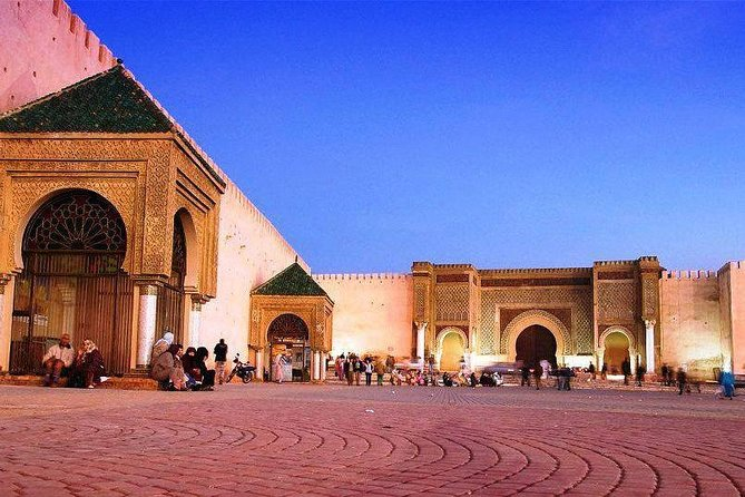 Private Day Tour to Meknes, Volubilis and Moulay Idriss from Fez