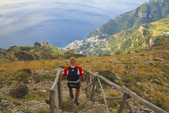 Hiking on Faito Mountain from Sorrento