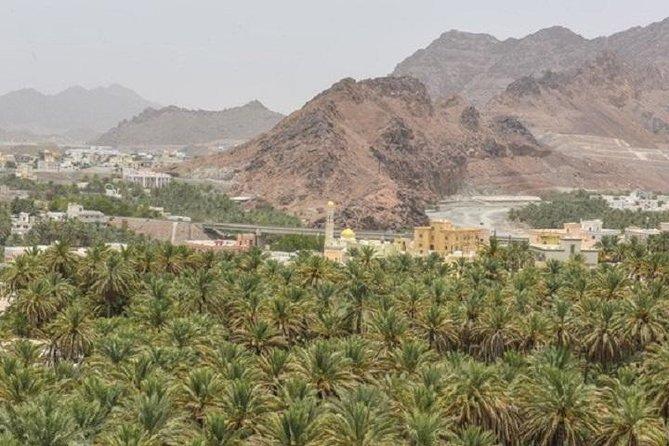 Amouage , Fanja village & Wadi Taiyyin :Muscat Tours (Day Trip)