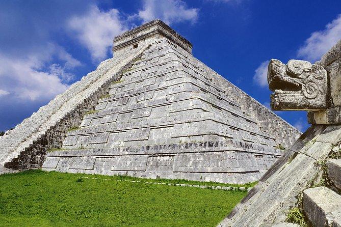 Chichen Itza, Cenote Ik Kil and Coba Ruins Premium Service All Fees included