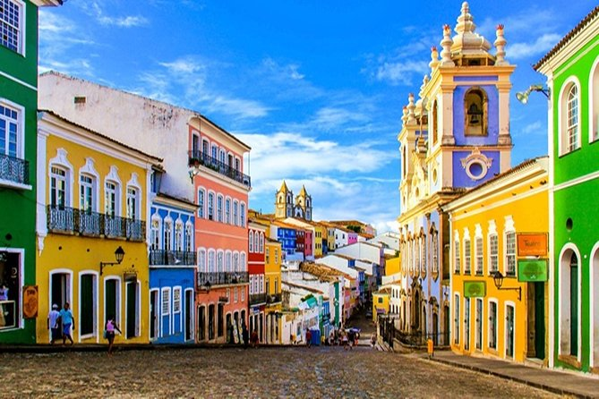 Private City Tour in Salvador