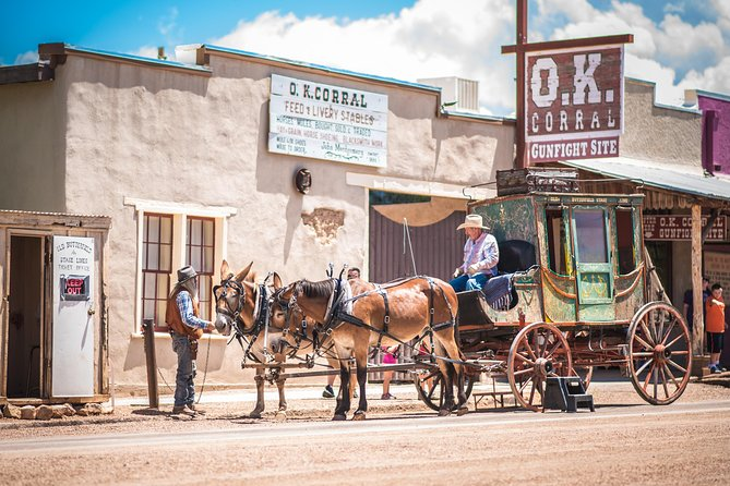 Small Group or Private Tombstone & San Xavier Mission Day Trip from Phoenix