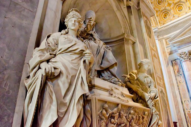 Skip-the-Line Tour of Vatican City and St. Peter's Basilica